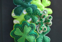 St. Patricks Day / Kissable and pinchable projects ~ that's no blarney! / by Christina at I Gotta Create!