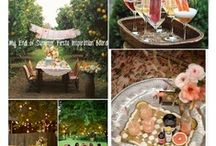 Party Ideas / by Rachelle Henning