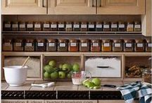 DIY Kitchen Organization / DIY Kitchen Organization: Kitchen Organization Ideas, Tips & Tutorials to help Organize the Kitchen on Pinterest. / by DIY BOARDS