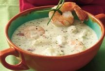 soups, stews, chili, etc. / by Jan Tallent