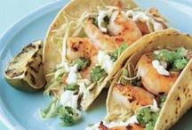 Seafood-yummmmmm / by SueEllen Buchanan