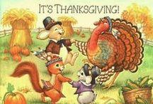 thanksgiving / by Connie Ochsner