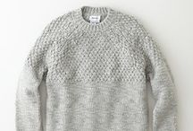 Comfy Sweaters / by Sarah Burton