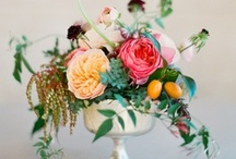 Floral & Greens / by Heather Retzke