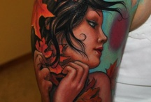 Tattoos/Drawings / by Angie Brooker