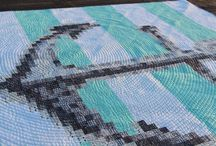 Quilts / All things quilts: tips, tricks, patterns, designs, helpful ideas, and just plain 'ol quilts that are gorgeous / by Niecy Mattos