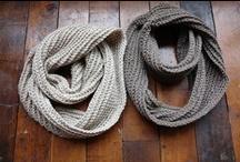 Comfy Scarves / by Sarah Burton