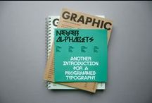 Graphic design / by Shot of Ideas