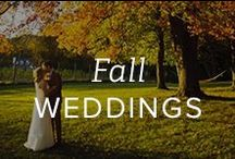 Fall Wedding  / Nothing is prettier as a backdrop for the wedding day than the sights of fall.  Here you will find inspiration for the big (fall) day and gems to match.  Customize your wedding bands, bridal party gifts and more at Gemvara.com / by Gemvara.com