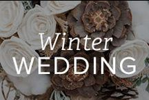 Winter Wedding / Shimmering ice and glistening white snow can make for a glamorous wedding back drop.  Here, find inspiration for your Winter Wedding Day and customize your wedding bands, bridal party gifts and more at Gemvara.com. / by Gemvara.com