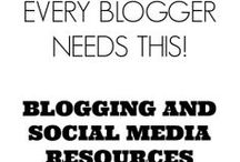 Blogging & Social Media / Anything and everything to do with blogging and social media. Helpful tips, how-to's, and more. / by Natalie Hoage - Mommy of a Monster