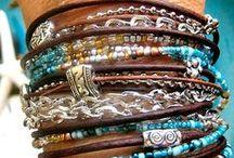 Bracelets / by Doris Russell