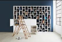 Home Life - Bookshelves / by Andrew Borloz