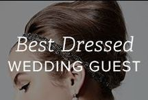 Best Dressed Wedding Guest /  Here, a board dedicated to all you need to be the best dressed wedding guest- hair, nails, makeup, dresses, shoes and of course the finishing touch, customizable jewelry!! / by Gemvara.com