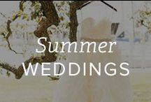 Summer Weddings / What season to hold a wedding in the summer?  Here a board to inspire your dream summer wedding.  Find your inspiration and customize a piece to commemorate the big day at Gemvara.com / by Gemvara.com