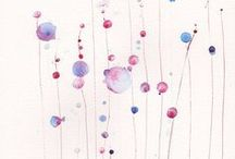 Watercolors  II / by Virginia Twedell