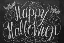 Halloween / by Debbie Griffin-Batchelor