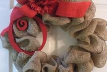 Wreaths / by Debbie McDonald