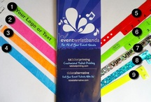 Event Wristbands / by Ticket Alternative