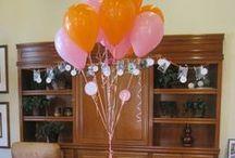 Birthday Celebrations / by Andrea Jorgenson