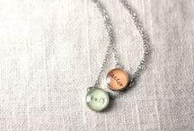 Necklace making / by Gretchen Skrotzki