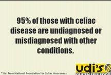 celiac disease / by Gretchen Skrotzki