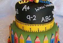 Cakes / by Gretchen Skrotzki