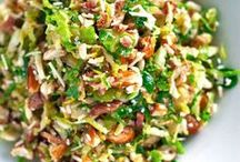 Yummy in the Tummy: Salads. / Not just leafy greens. / by Sarah H