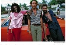 Irie Ites - Rastafari / Reggae, Red, Gold & Green / by Jane Borock