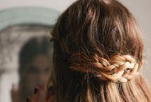 hair / by Maddie Margraf