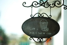 quotes to live by / just yes. / by Julia