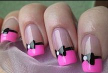 Beauty / Nail It on. Nail Art. Nail design. Beauty it. All in one place! / by Dressilyme