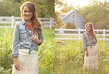 Class of 2015 Photography Inspiration / by Jessica Bookout