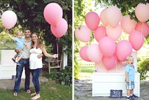 Gender Reveal Photos / by Jessica Bookout