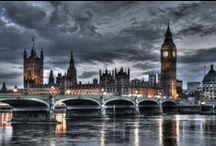 London Calling / by Erin KS