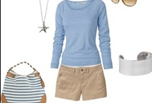 Cute Outfits / by Barbara Clarke