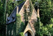 churches / by Cindy Lamons