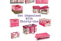 Thirty One  / I am an independent consultant for Thirty-One. If you like organization, bags, and purses-these products are for you! For more information, please check out my website. www.mythirtyone.com/SaraRamseur / by Sara Ramseur