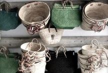 baskets / by Heather Ludlam