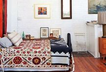 Dream Homes / Nothing like my Brooklyn apartment. Everything in my dreams. / by DeenieK Hartzog