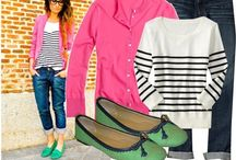 Casual Friday Chic / by Janice Cuadra