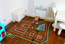 play room / by Plank and Trestle