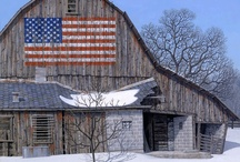 Old Barns / by Gail Henderson