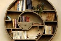 Bookcase Stylin' / by Gail Henderson
