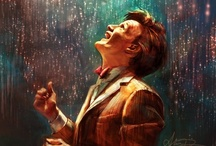 Geekdom - Doctor - Doctor Who? / by Aly Young
