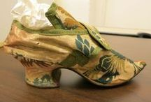 1700-1750 Shoes & Accessories / by Leimomi Oakes