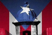 Puerto Rico- Isla del Encanto / by Maria Guzman-Lisboa