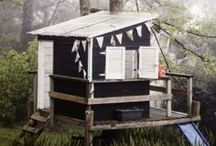 Cubby houses / by Plank and Trestle