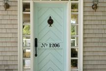 Doors / by Plank and Trestle
