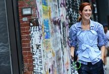 STYLE CRUSH / TAYLOR TOMASI HILL / by RED REIDING HOOD